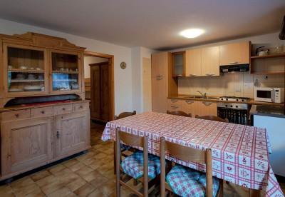 cucina seminterrato